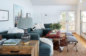 Get the Look of the Laid Back NY Lakehouse Makeover by OKL