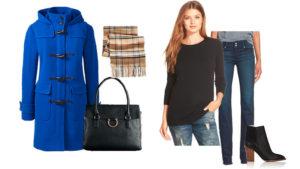 Duffle Toggle Coat Outfit Ideas