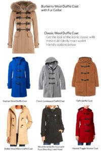 7 Wool Duffle Coats for Winter
