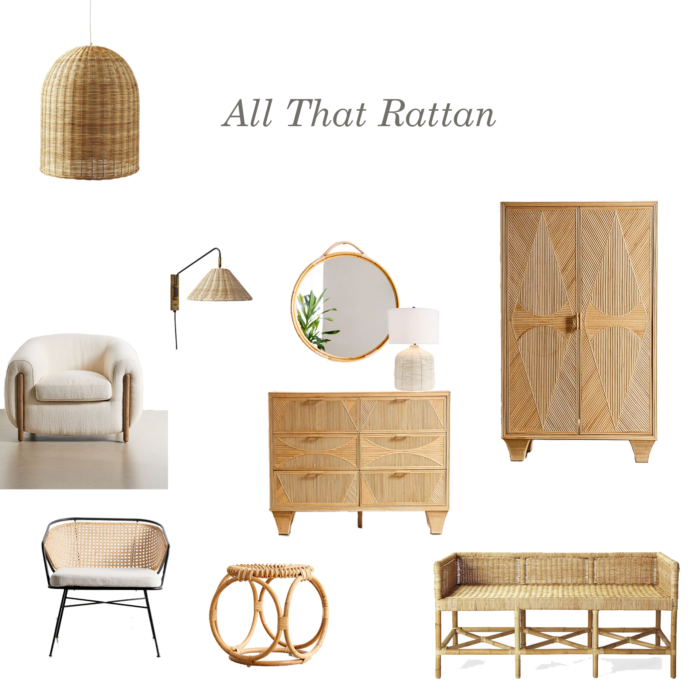 All that Rattan