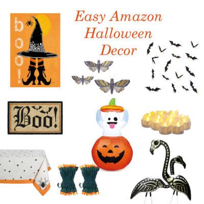 Affordable Amazon Halloween Decor