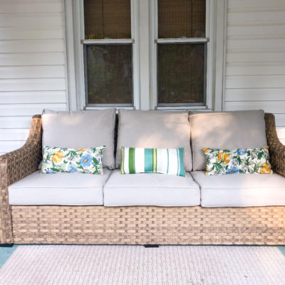 Walmart Better Homes & Gardens River Oaks Patio Set